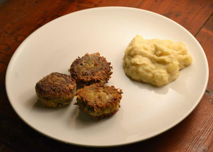 Polpette di lenticchie e funghi — Blog di cucina alternativa   nz